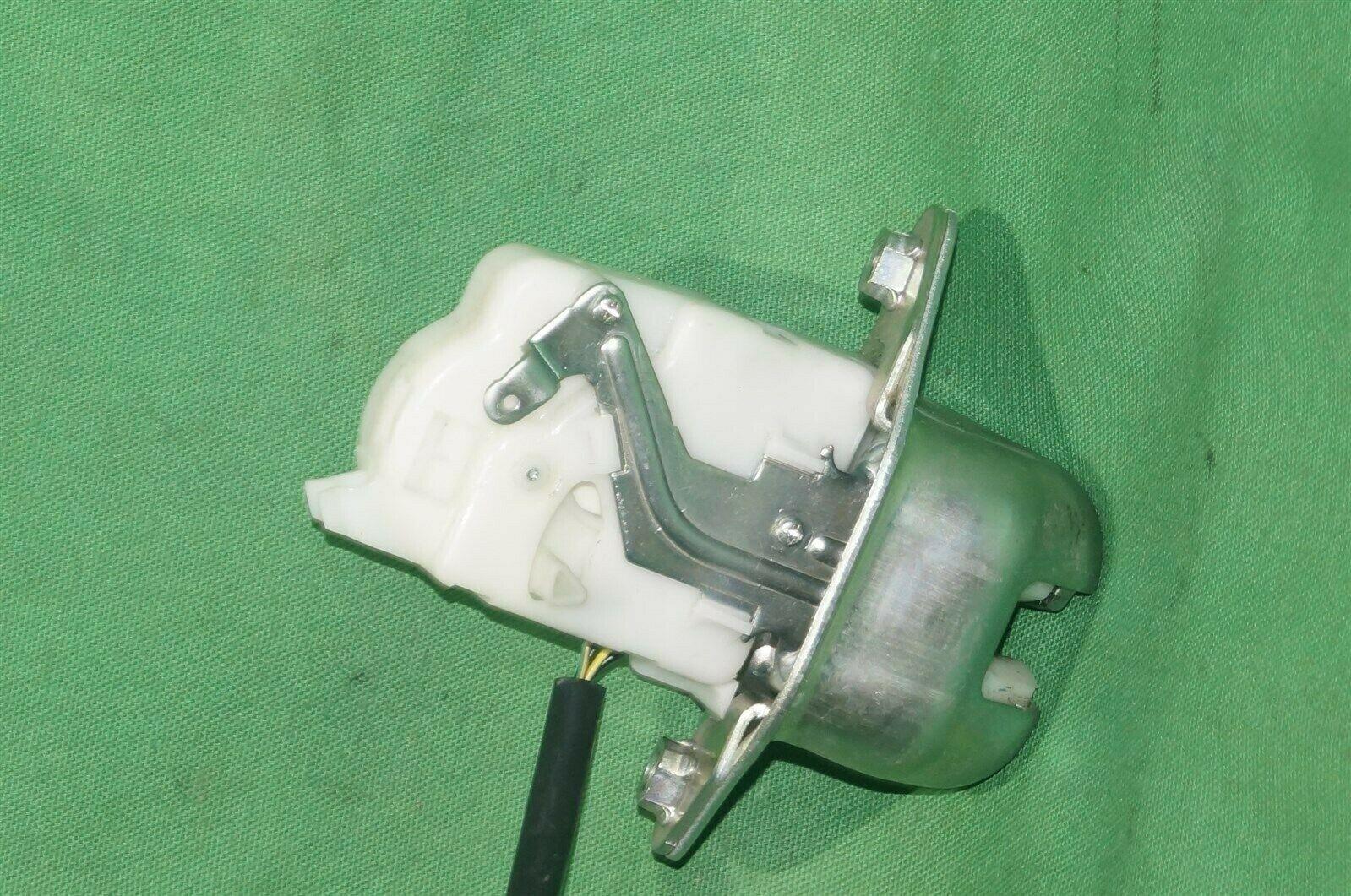 09-13 Subaru Forester Liftgate Tailgate Lid Trunk Power Lock Latch