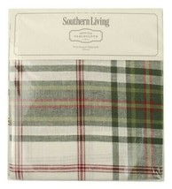 SouthernLiving Sawyer Plaid Round and Oblong Tablecloth - $39.98