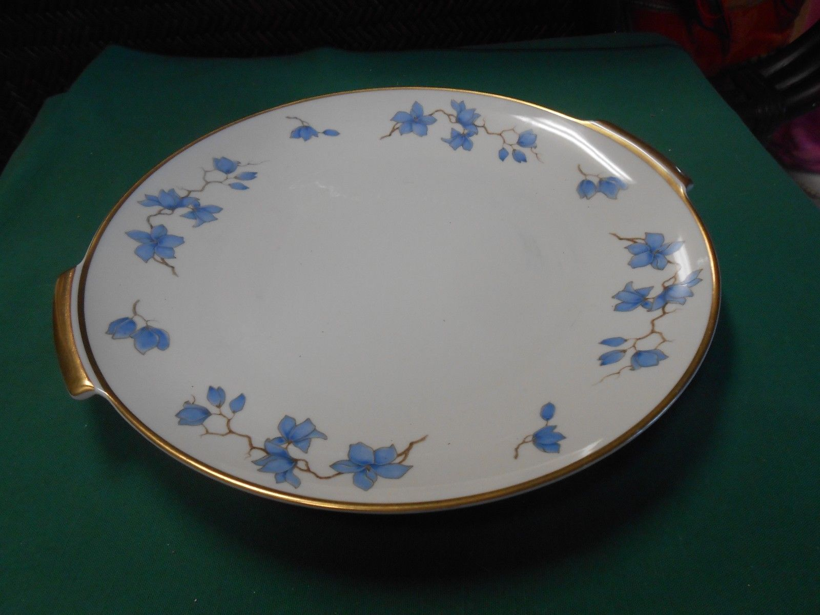 "Primary image for Beautiful RARE Vintage ROSENTHAL Selb Germany Made in U.S.Zone ""Helena"" PLATTER"