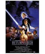 Return Of The Jedi New 24x36 Star Wars Movie Poster! - $11.15