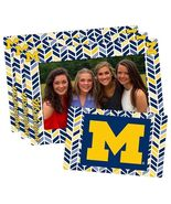 University of Michigan (U of M) Magnetic Frame and Magnet  - $7.00