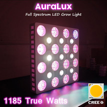 AuraLux MAX 1200w LED Grow Light Full Spectrum Cree/Bridgelux - Free Shi... - $1,595.00