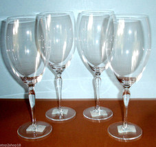 Kate Spade Bellport Iced Beverage Set of 4 Glasses 16 oz. by Lenox New - $72.90