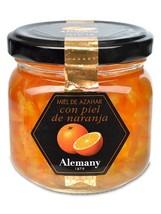 Alemany Orange Blossom Honey with Orange Peel - $23.50