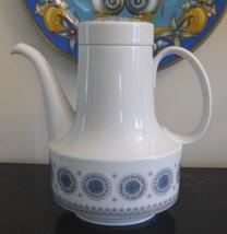 "ROSENTHAL TAPIO WIRKKALA ICE BLOSSOM 1960S COFFEE POT 8 1/8"" HIGH 6 OZ - $79.00"