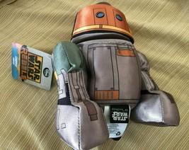 Star Wars Rebels C1-10P Chopper Droid Plush Toy Disney Store Exclusive 7... - $12.86