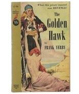 ORIGINAL Vintage 1952 Golden Hawk Paperback Book GGA 1st Cardinal Editio... - $18.55