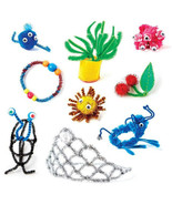 Modern Arts and Crafts Library for Kids Best Girft Toys DIY Kids 1250+ p... - $68.00