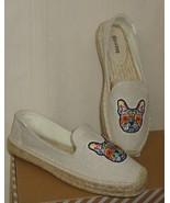 Soludos Frenchie Embroidered Platform Espadrilles Slip On Shoes Size US ... - $69.29
