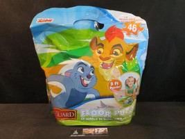 Lion Guard Disney Jr 46 piece floor puzzle - $11.43