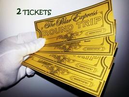 2x ! POLARE ESPRESSA Biglietto BELIEVE Bigliett... - $14.20