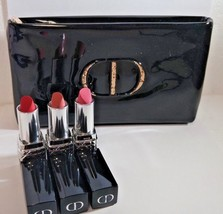 Christian Dior, Rouge Dior, Couture Colour Lipstick Trio, New! - $75.99