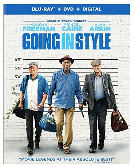Going in Style [Blu-ray/DVD, 2017] New