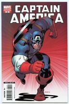 Captain America 25 Apr 2007 (Ed McGuinness variant cover)  NM- (9.2) - $6.00