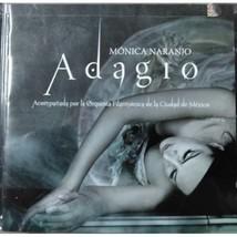 Adagio Monica Naranjo CD & DVD - $6.95