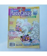 Plastic Canvas - Home & Holiday June 2001 Issue No. 74 - $8.24