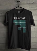 3d artist - Custom Men's T-Shirt (3675) - $19.13+