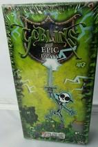 Goblins Epic Death Juego de Cartas Nuevo Edades 10 + Giochi Uniti Stratelibri - $19.08
