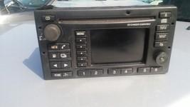 Ford Mercury Oem Navigation Gps System Lcd Display Screen Radio Stereo Cd Player - $247.45
