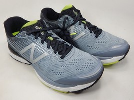 New Balance 880 v8 Size US 9 2E WIDE EU 42.5 Men's Running Shoes Gray M880GY8