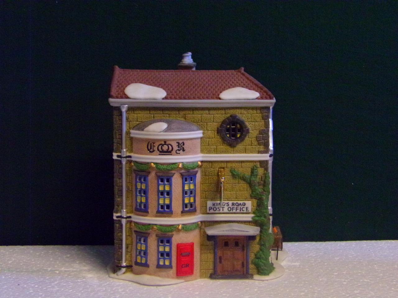 DEPT 56 - Dickens Village - King's Road Post Office - 58017 -1992- - $19.39