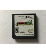 Mario & Luigi Bowser's Inside Story Nintendo DS Cartridge Only AUTHENTIC TESTED - $10.47