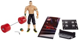 Elite Collection John Cena Action Figure Deluxe Articulation New - $15.84