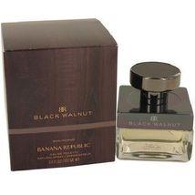 Black Walnut By Banana Republic For Men's Eau de Toilette 3.4 FL OZ 100 ... - $39.00