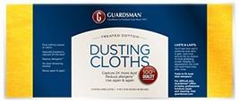 Guardsman Wood Furniture Dusting Cloths - 12 Pre-Treated Cloths - Captur... - $20.98