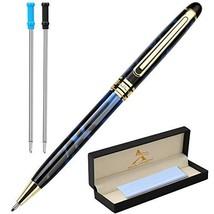 Twist Ballpoint Pen, Luxury Gift Writing Pen,Cool Personalized Pen,Busin... - $30.80