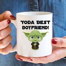 New Mug - Valentine For Him Ideas Yo Da Best Boyfriend Boyfriend - $10.99+