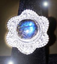 CASSIA4 HAUNTED RING 5000 SIGHT PORTAL EXTREME MAGICK MYSTICAL TREASURE - $222.00