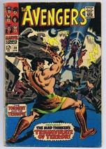 Avengers #39 ORIGINAL Vintage 1967 Marvel Comics - $39.59