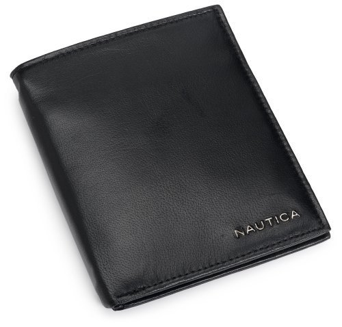Nautica Men's Credit Card Organizer Wallet