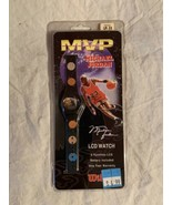 Michael Jordan LCD watch Rare Version New Unopened Vintage 90's Wilson MVP - $18.99
