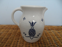 Pfaltzgraff Water Juice Pitcher Jug Spectrum - $26.00