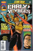 Star Trek Early Voyages Comic Book #13, Marvel 1998 Near Mint Unread - $3.99