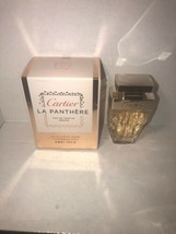 Cartier La Panthere by Cartier Eau De Parfum Legere Spray .8 oz/25ml NEW UNSEAL - $38.00