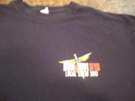 BON JOVI Local Road Crew RARE 2013 Concert Tour T Shirt Men's size XL - $22.61
