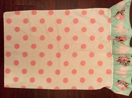 Vtg Disney Minnie Mouse Polka Dot  Pillowcase - $24.75