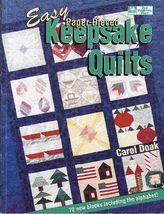 72 Scrap Foundation Paper Pieced Keepsake Quilt Blocks Alphabet Xmas BOOK - $12.99