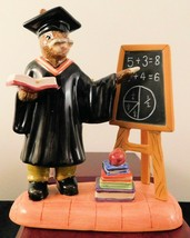 "Royal Doulton Bunnykins Figurine - ""Teacher"" DB380  - $52.24"