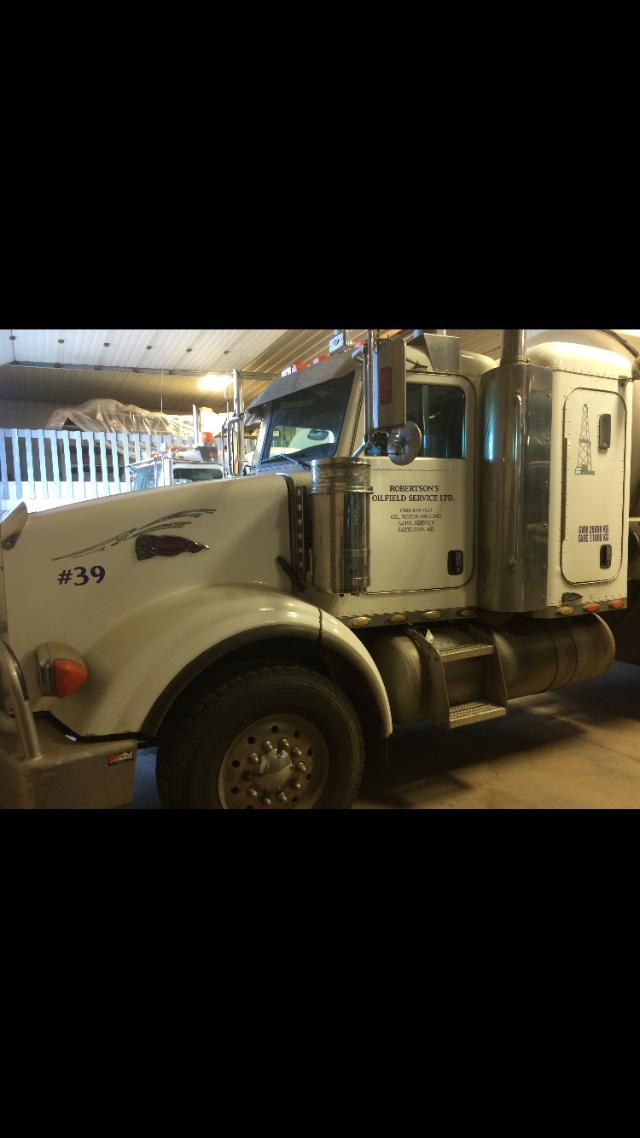2005 Peterbilt 378 For Sale In Daysland, AB T0B1A0