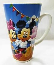 Disney da Collezione Tazza Mickey Mouse Minnie Mouse Accessori Cucina - $17.93