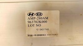 08-11 Kia Soul Amplifier AMP-280AM 8CH AMP 96370-2K000 image 6