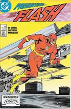 The Flash Comic Book #1 Second Series DC Comics 1987 NEAR MINT NEW UNREAD - $19.24