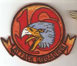 Philippines Air Force PAF 16th Attack Helicopter Squadron Unit Patch 3.75 x 4in  - $10.99