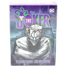 Aquarius DC Comics Batman The Joker Theme Playing Card Deck image 1