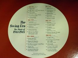The Swing Era Records 33 1/3 RPM Capitol AA-191700 Vintage Collectible image 6