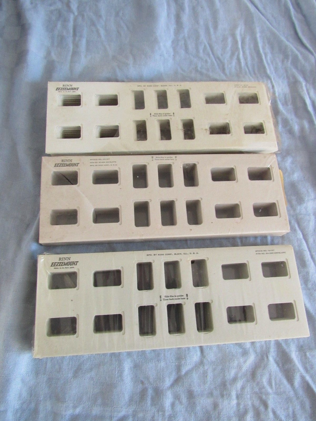 74 Dental X-RAY Holders Mounts Eezeemount Rinn Stock no 10-137
